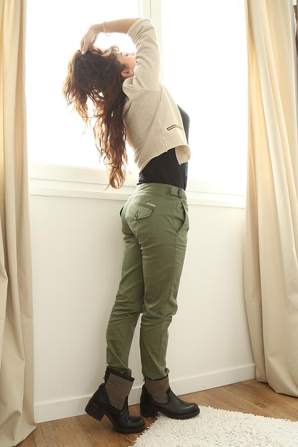 pantalon kaki ralph lauren femme. Black Bedroom Furniture Sets. Home Design Ideas